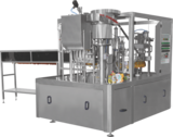 ZLD-5Full -automatic Pouch FillingAnd Capping Machine